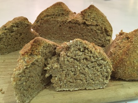 Oatmeal soda bread web