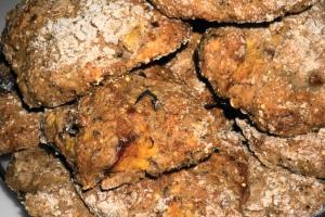 Roasted nut scones 1
