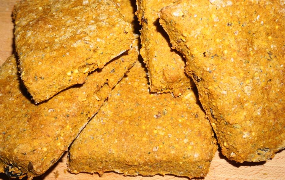 Pympkin scones 1