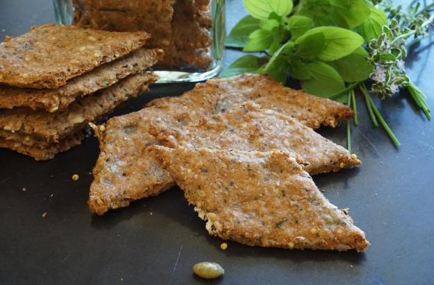 Crackers 1